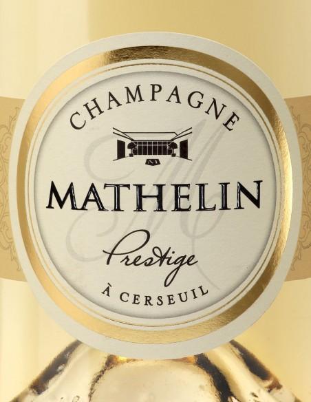 Champagne Mathelin Prestige brut