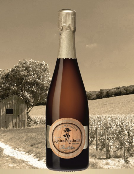 Champagne Mathelin cuvée Lucien Mathelin extra dry