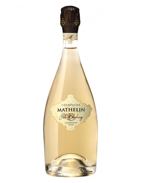 Champage Mathelin Perle de Chardonnay brut nature