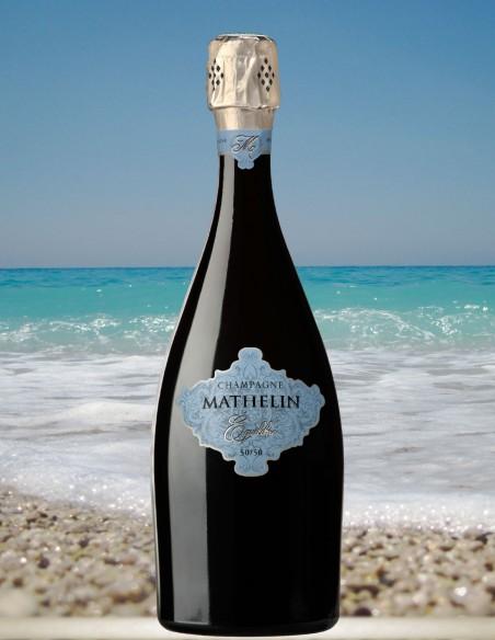 Champagne Mathelin Équilibre brut nature